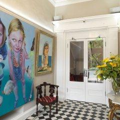 Отель 24 Royal Terrace Великобритания, Эдинбург - отзывы, цены и фото номеров - забронировать отель 24 Royal Terrace онлайн интерьер отеля