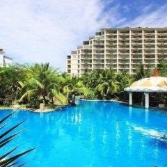 Апартаменты Meteyo Holiday Apartment - Sanya бассейн