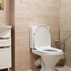Апартаменты DeLuxe Apartment Akademika Yangelya 2 ванная