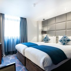 Отель Shaftesbury Premier London Paddington комната для гостей фото 4