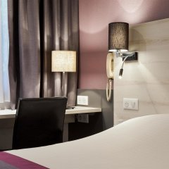 Отель Kyriad Lille Est Villeneuve d'Ascq удобства в номере