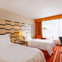 Гостиница Azimut Moscow Olympic 4* Стандартный номер с разными типами кроватей фото 5