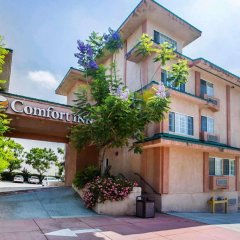 Отель Comfort Inn Monterey Park Монтерей-Парк фото 3