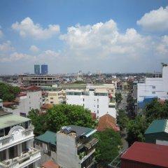 Hanoi HM Boutique Hotel балкон