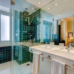 Отель Vincci Baixa Португалия, Лиссабон - отзывы, цены и фото номеров - забронировать отель Vincci Baixa онлайн ванная фото 2
