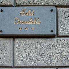 Hotel Donatello удобства в номере