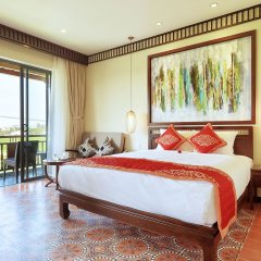 Отель Hoi An Field Boutique Resort & Spa комната для гостей