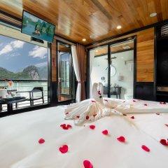 Отель Halong Serenity Cruise Вьетнам, Халонг - отзывы, цены и фото номеров - забронировать отель Halong Serenity Cruise онлайн балкон