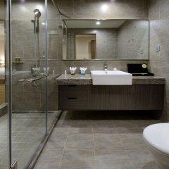 Отель Park City Hotel Китай, Сямынь - отзывы, цены и фото номеров - забронировать отель Park City Hotel онлайн ванная