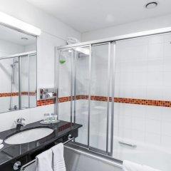 Отель Courtyard By Marriott Pilsen Чехия, Пльзень - отзывы, цены и фото номеров - забронировать отель Courtyard By Marriott Pilsen онлайн ванная фото 2
