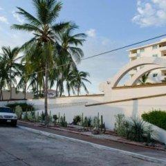 Отель Condominio Hacienda del Sol Масатлан парковка