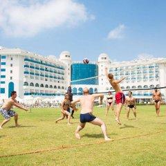 Отель Water Side Resort & Spa Сиде спортивное сооружение