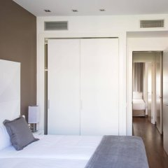Апартаменты Mh Apartments Suites Барселона комната для гостей фото 3