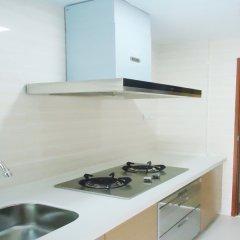 Апартаменты Shenzhen Seventh Avenue Residence Private Apartment в номере
