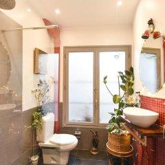 Отель Sacre Coeur Hideaway Франция, Париж - отзывы, цены и фото номеров - забронировать отель Sacre Coeur Hideaway онлайн ванная фото 2