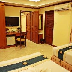 Отель Baan SS Karon комната для гостей фото 4
