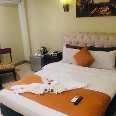 Отель Clark Imperial Hotel Филиппины, Пампанга - отзывы, цены и фото номеров - забронировать отель Clark Imperial Hotel онлайн комната для гостей фото 3