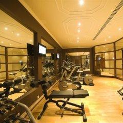 Отель Elite World Prestige фитнесс-зал фото 4
