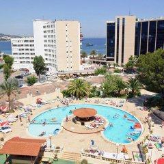 Отель Sol Lunamar Apartamentos - Adults Only бассейн фото 3