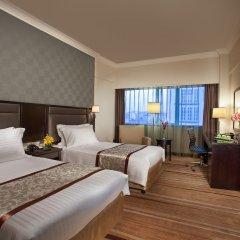 Отель Grand Park Kunming Куньмин комната для гостей фото 4