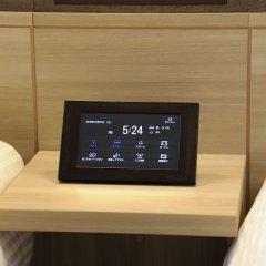 Hotel Keihan Tsukiji Ginza Grande сейф в номере