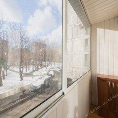 Апартаменты LikeHome Апартаменты Полянка балкон