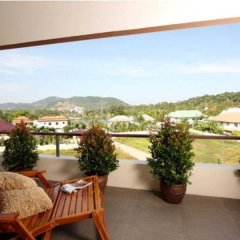Отель The Green Golf Residence Phuket балкон