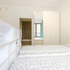 Отель Froissart Брюссель комната для гостей фото 2