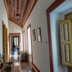 Отель Morgadio da Calçada интерьер отеля