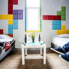 Tetris Hostel комната для гостей