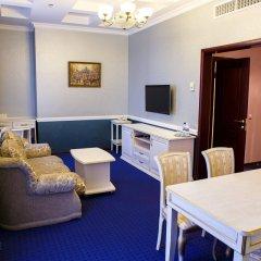 Отель Екатеринодар Краснодар комната для гостей фото 5