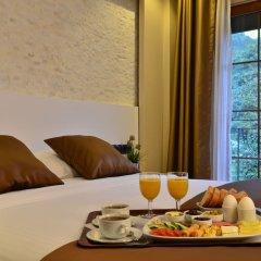 Отель Inan Kardesler Bungalow Motel в номере фото 2