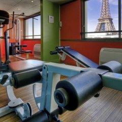 Отель Mercure Paris Centre Tour Eiffel фитнесс-зал
