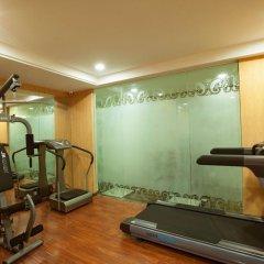 Tirant Hotel фитнесс-зал