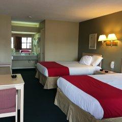 Отель Americas Best Value Inn-Meridian комната для гостей