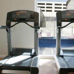 Отель Premier Inn Abu Dhabi Capital Centre фитнесс-зал фото 4