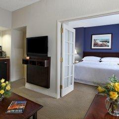 Отель Sheraton Suites Columbus США, Колумбус - отзывы, цены и фото номеров - забронировать отель Sheraton Suites Columbus онлайн удобства в номере