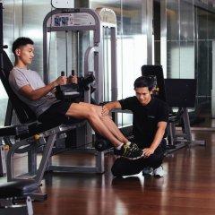 Отель Le Meridien Bangkok фитнесс-зал фото 4