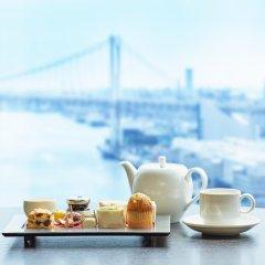 Отель Intercontinental Tokyo Bay Токио питание