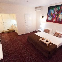 Apart-hotel Naumov Sretenka 3* Стандартный номер разные типы кроватей фото 48