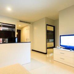 Отель The Kris Resort Condotel at Bagtao Beach удобства в номере фото 2