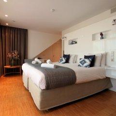 Отель The Bank Hotel Нидерланды, Амстердам - отзывы, цены и фото номеров - забронировать отель The Bank Hotel онлайн комната для гостей фото 2