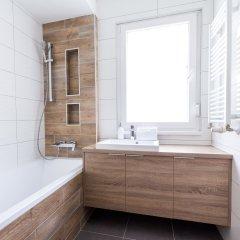 Отель Vagabond Corvin Венгрия, Будапешт - отзывы, цены и фото номеров - забронировать отель Vagabond Corvin онлайн ванная