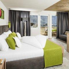 Hotel Pfeiss Лана комната для гостей фото 3
