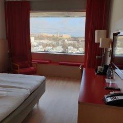 Отель Park Inn By Radisson Stockholm Hammarby Sjöstad Швеция, Стокгольм - 12 отзывов об отеле, цены и фото номеров - забронировать отель Park Inn By Radisson Stockholm Hammarby Sjöstad онлайн комната для гостей фото 4