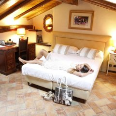 Отель Locanda Osteria Marascia Италия, Калольциокорте - отзывы, цены и фото номеров - забронировать отель Locanda Osteria Marascia онлайн комната для гостей фото 4