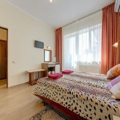 Гостиница Катран в Анапе отзывы, цены и фото номеров - забронировать гостиницу Катран онлайн Анапа комната для гостей фото 2