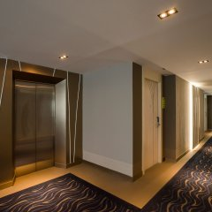 Отель Blue Boat Design Hotel Таиланд, Паттайя - отзывы, цены и фото номеров - забронировать отель Blue Boat Design Hotel онлайн интерьер отеля