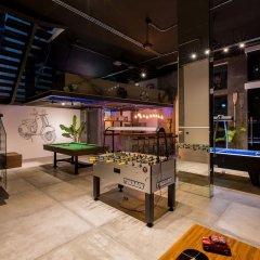 Отель 5-Bedroom Villa Omari with Private Pool пляж Ката гостиничный бар