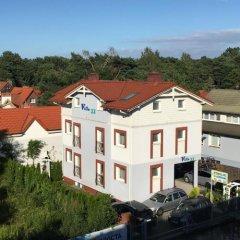 Отель Villa 33 Blisko Plaży Польша, Сопот - отзывы, цены и фото номеров - забронировать отель Villa 33 Blisko Plaży онлайн балкон